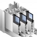 Раздвижные окна Слайдинг ( Проведал \ Provedal )
